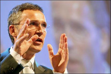 VIL IKKE BLANDE SEG INN: Statsminister Jens Stoltenberg. Foto: SCANPIX