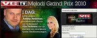 Slik følger du MGP-festen på VG Nett