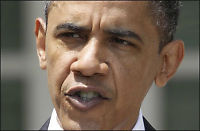 Obamas popularitet øker