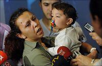 Ettåring var med dødskonvoien - deportert fra Israel