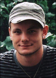 DØDE: Benjamin Lie (22) døde på Ringerike sykehus som følge av manglende overvåkning etter en kneoperasjon. Foto: PRIVAT