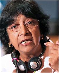 FN-kommissær: - Blokaden av Gaza er ulovlig