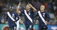 USA-helten tror utskjelt VM-ball lurte tabbe-Green