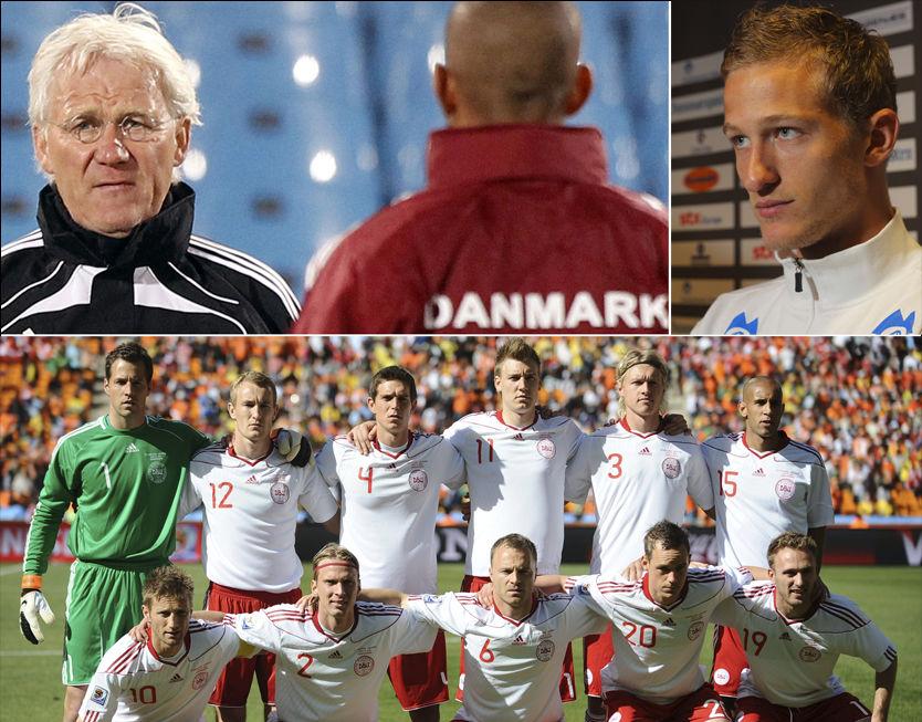 - JEG BURDE VÆRT MED: Aalesund-keeper Anders Lindegaard er fortsatt skuffet over at han ikke kom med i Danmarks VM-tropp. Foto: AFP / Reuters / Scanpix