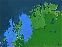 Varsler mer regn i Nord-Norge