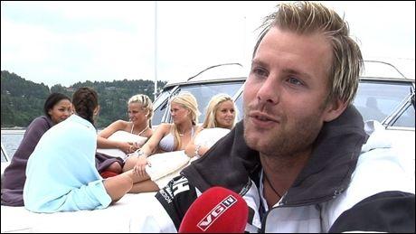 FRA PARADISE TIL MISSER: Neste år overtar Daniel Hamnes «Frøken Norge»-ansvaret etter faren. Foto: Hege Vik Hansen