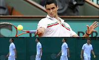 Tennisstjerne bøtelagt etter spytteskandale