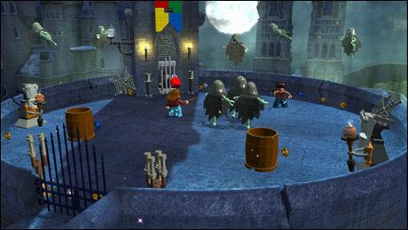 Skjermbilde fra «Lego Harry Potter: Years 1-4». Foto: TRAVELLERS TALES/WARNER BROS.