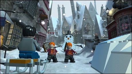Skjermbilde fra «Lego Harry Potter: Years 1-4»«Lego Harry Potter: Years 1-4». Foto: TRAVELLERS TALES/WARNER BROS.