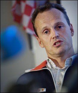 TRIST: Daglig leder Rolf Magne Walstad. Foto: Scanpix