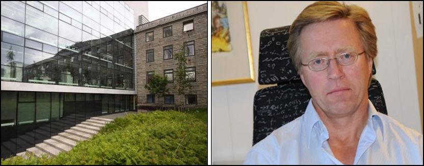 SVIKTET: Eivind Solheim trekker seg fordi han mener han reagerte for sent i håndteringen av skandaleoperasjonene ved Nordlandssykehuset. Foto: Tommy Andreassen/Nordlandssykehuset