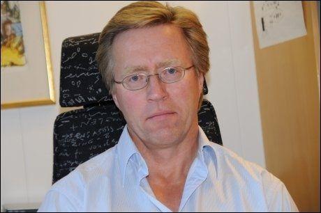 SVIKTET: Eivind Solheim trakk seg fordi han mener han reagerte for sent i håndteringen av skandaleoperasjonene ved Nordlandssykehuset. Foto: Nordlandssykehuset