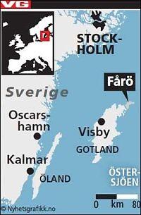 Her er svenskenes eventyrøy