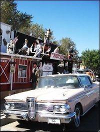 Route 66, den ultimate bilferien