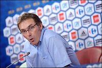 Ny landslagssjef: - Sjokkert over enkelte spilleres oppførsel