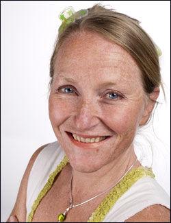 VAR UUNNGÅELIGE: Lokalpolitiker Nina Johnsen (V) i Lier hevder at opptøyene var uunngåelige.