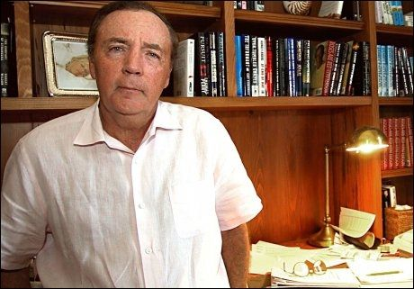 SUKSESSFORFATTER: Amerikanske James Patterson (63). Foto: AP