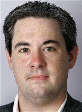 MANNEN BAK: Nyhetsjournalisten Matt Apuzzo (31) ved nyhetsbyrået Associated Press (Ap). Foto: AP