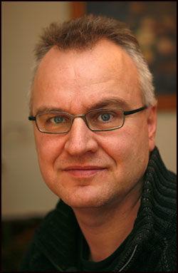 INTERESSANT BAKGRUNN: Kristian B. Harpviken mener de terrorsiktedes bakgrunn det er interessant. Foto: Nils Bjåland