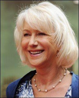 DIAZ' FORBILDE: Helen Mirren (64). Foto: Wenn