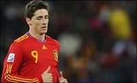 Torres starter VM-finalen på benken