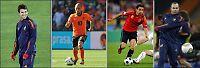 - Jo, Sneijder er god,men... Xavi og Iniesta er bedre!