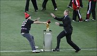 Jimmy Jump slo til i VM-finalen