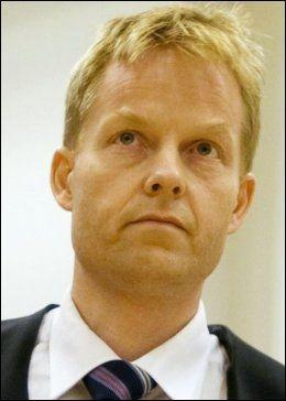 FORSVARER UTTALELSEN: Statssekretær Pål K. Lønseth. Foto: SCANPIX