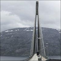 Helgelandsbrua er Norges vakreste