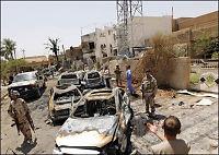 Minst 19 drept i bombeeksplosjon i Irak