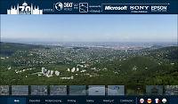 Verdens største panoramabilde: 70 gigapixler
