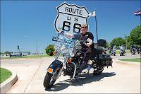 Jentetur på Route 66