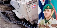 Norske soldater drepte veibombeekspert i Afghanistan