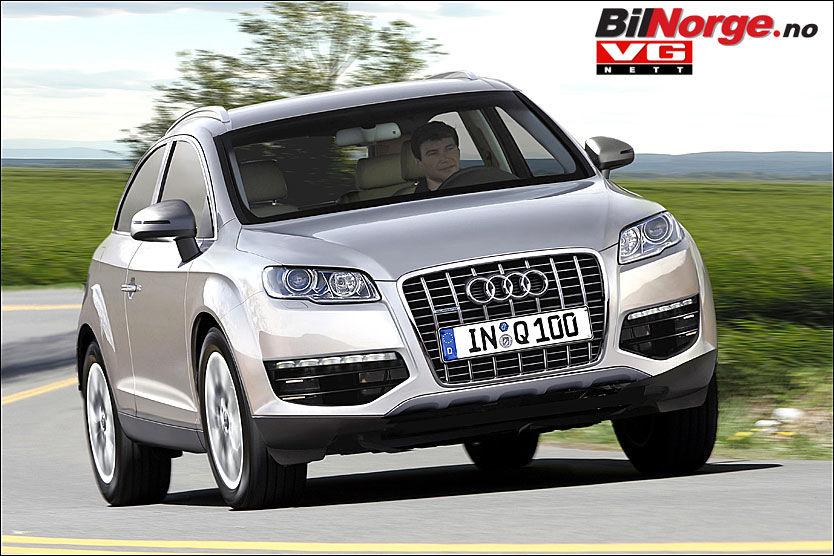 Her er trolig Audis nye småbil - Nye biler - VG