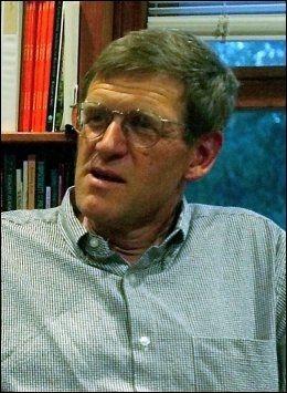 VETERAN: Tom Little har jobbet i Afghanistan siden 1980-tallet. Han ledet oppdraget. Foto: AP