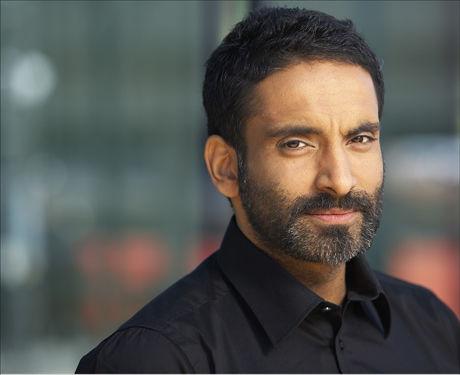 BLOGGGÜNDER: Rafiq Charania har selv blitt uthengt på en blogg. Foto: Dag A. Ivarsøy