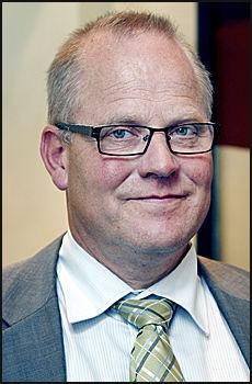 UTENLANDSK EKSPERTISE: Eidfjord-ordfører Anved Johan Tveit synes det kan være lurt å bruke utenlandsk ekspertise. Foto: Scanpix