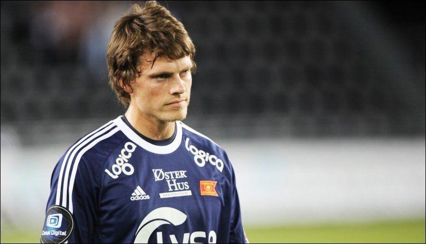 BLE UTESTENGT: Jørgen Horn fikk ikke spille mot Start etter at han torsdag havnet på glattcelle i Stavanger. Foto: Scanpix