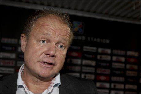 EN MANN FOR NFF?: Per-Mathias Høgmo lanseres som den kanskje heteste kandidaten til å ta over. Foto: Scanpix