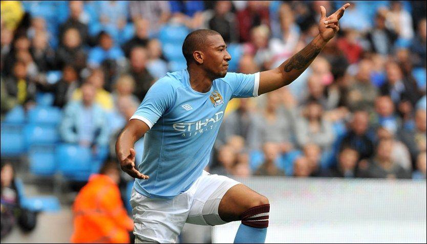 SKADET: Manchester City-nykommer Jerome Boateng må regne med rundt fire uker på sidelinjen. Foto: PA Photos