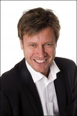 SKEPTISK: Programdirektør Trygve Rønningen i TV3. Foto: TV3