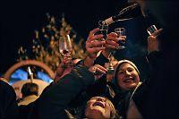 Dra på vinfestival i Spania, Frankrike, Italia, Tyskland og USA