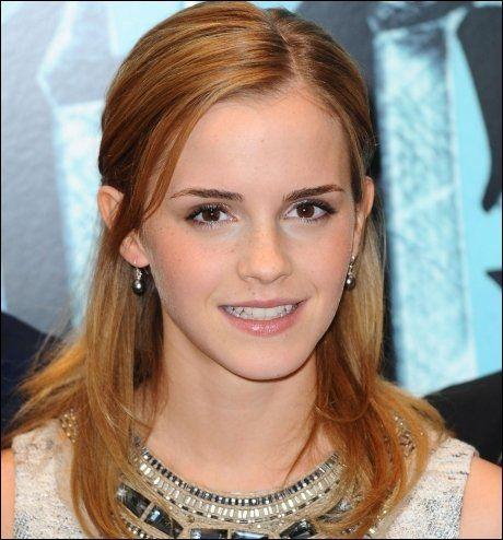 POTTER-STJERNE: Emma Watson (20). Foto: PA