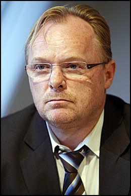- MERKELIG: Frp's Per Sandberg synes det er merkelig at politikere og ansatte på Stortinget har fri tilgang på Cupido. Foto: Scanpix