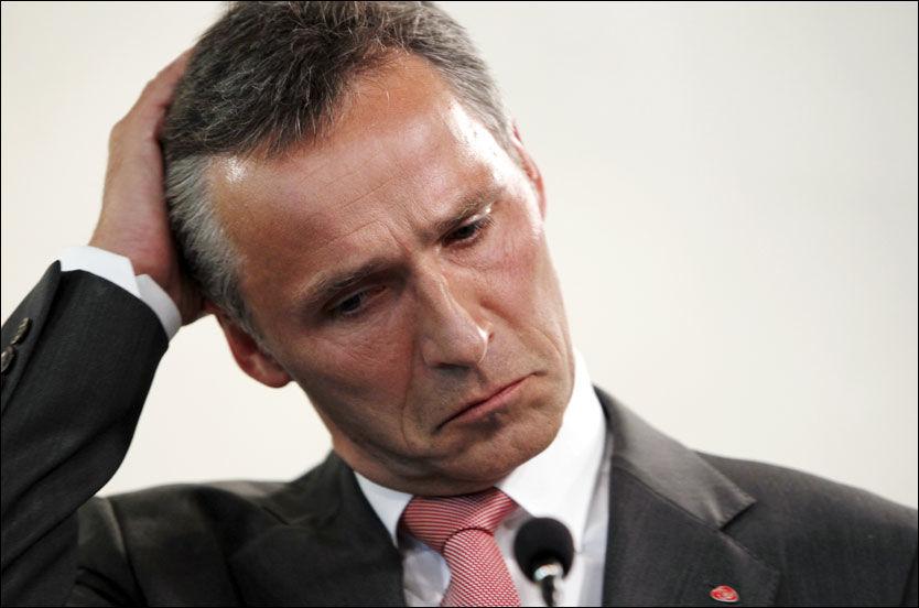 HAR MINNER: Statsminister Jens Stoltenberg fra Arbeiderpartiet har mottatt private gaver. Foto: Scanpix
