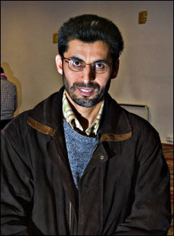 MUSLIM: Basim Ghozlan driver nettstedet islam.no. Foto: Aftenposten Foto: