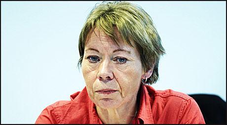 SLUTTER: Styreleder Bente Mejdell er blant dem som blir skiftet ut i styret. Foto: Tore Kristiansen/VG