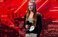 Camilla (15) lamslo dommerne: - Har hatt den grove stemmen hele livet