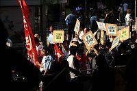 Maktstrid bak uroen Japan-Kina