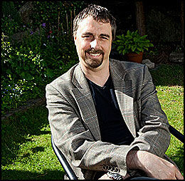 BRANNFAKKEL: I sin doktoravhandling lanserer Gunnar Samuelsson teorien om at Jesus kanskje ikke døde på et kors. Foto: Universitetet i Gøteborg